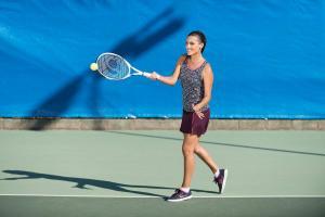textile femme par temps chaud tennis badminton squash padel sport de raquette tennis de table