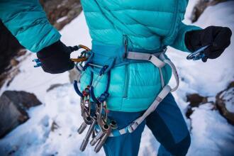 Como escolher um mosquetão de Escalada ou de Alpinismo?