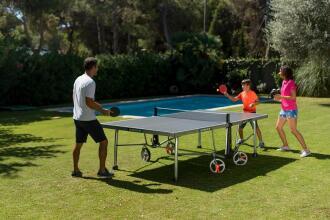 Escolher a mesa de ping pong adequada