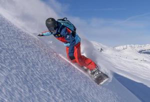 Perdez-vous du poids en snowboard?,