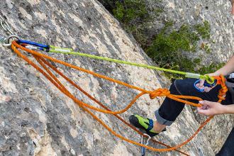 Como escolher um acessório para cordas de Escalada ou de Alpinsimo?