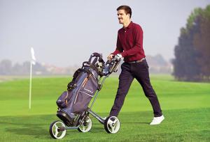 Carrinho de golf 3 rodas inesis