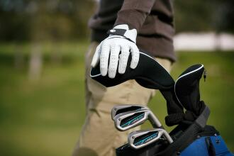Como escolher luvas de golf?