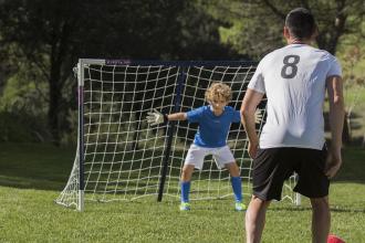 足球 | 如何選擇合適的足球門?