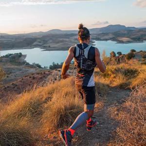 como descer bem em trail