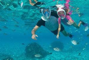 comment choisir équipement snorkeling randonnée palmée subea decathlon