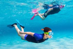 règles sécurité snorkeling randonnée palmée subea decathlon