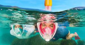 comment utiliser entretenir masque snorkeling easybreath subea decathlon
