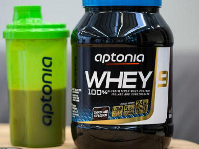 les proteines whey