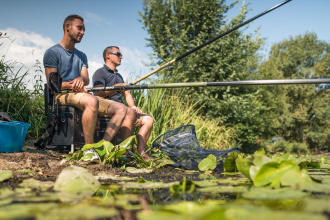 HOW DO YOU GET STARTED WITH POLE FISHING ?