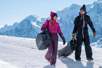 As férias no ski estão a chegar e é preciso dedicar-se a uma grande tarefa: ''fazer as malas para ir para o ski''. Mas como garantir que nada fica esquecido?