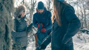Warm en droog blijven tijdens een wandeltocht - teaser