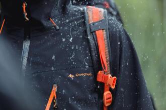 Como medir a impermeabilidade de um casaco de caminhada - teaser