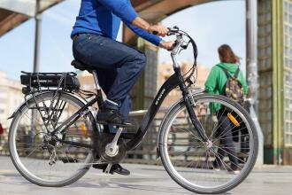vélo crevaison