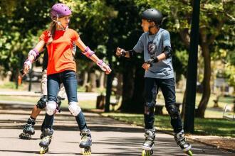 benefício dos patins