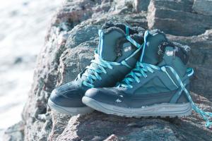 De juiste wandelschoenen voor in de winter kiezen - teaser