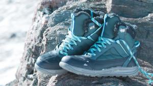 Bien choisir ses chaussures pour randonner en hiver - teaser