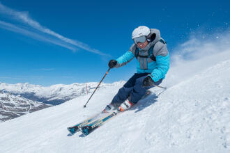 迪卡儂的Wed'ze滑雪建議