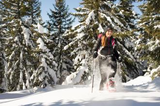 6 astuces pour bien utiliser ses raquettes à neige - teaser