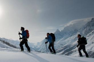 Caminhadas de inverno como se pode equipar devidamente?