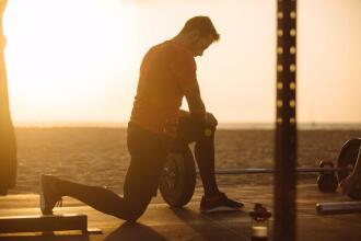 健身是一項適合年長者的運動