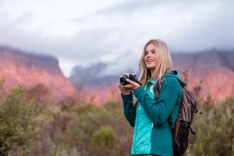 Comment faire de belles photos en montagne - teaser