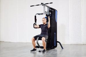 選對重量訓練機