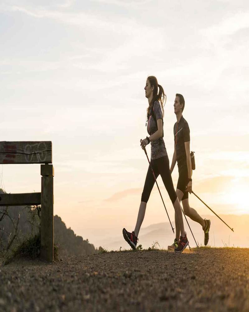 Welke verschillende soorten nordic walking stokken bestaan er