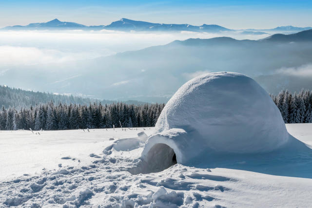 Comment construire son igloo ? | Les conseils sportifs