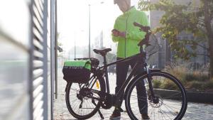 vélo de ville decathlon