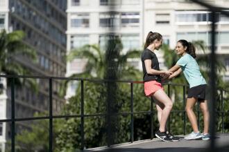 Medir a sua pulsação para avaliar melhor o seu nível de caminhada