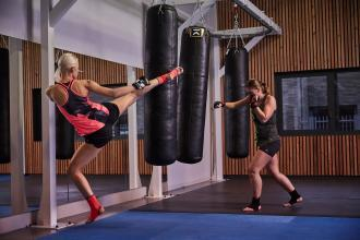Les bienfaits de la boxe pour les femmes