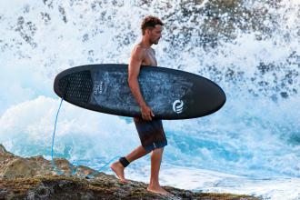 É possível iniciar-se na prática do surf em shortboard?