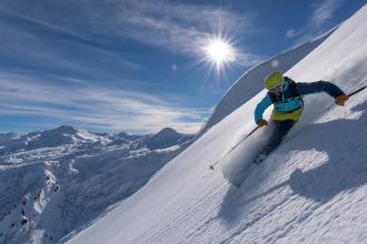 descubra o ski freeride com a Decathlon