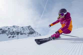 découvrir le ski de piste
