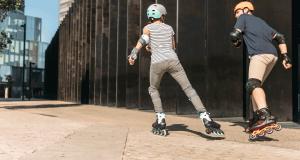 découvrez le roller fitness