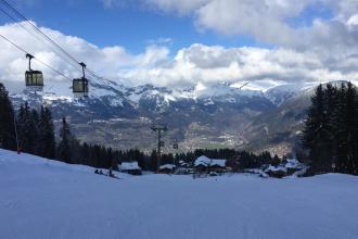 Karine : se remettre au ski en choisissant LA bonne période