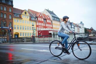 Como escolher a minha bicicleta de cidade?
