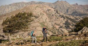 Bienfaits grande randonnée trek