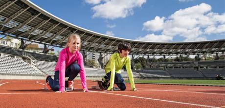 Comment choisir ses chaussures running enfant