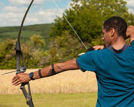 choisir des flèches pour le tir à l'arc