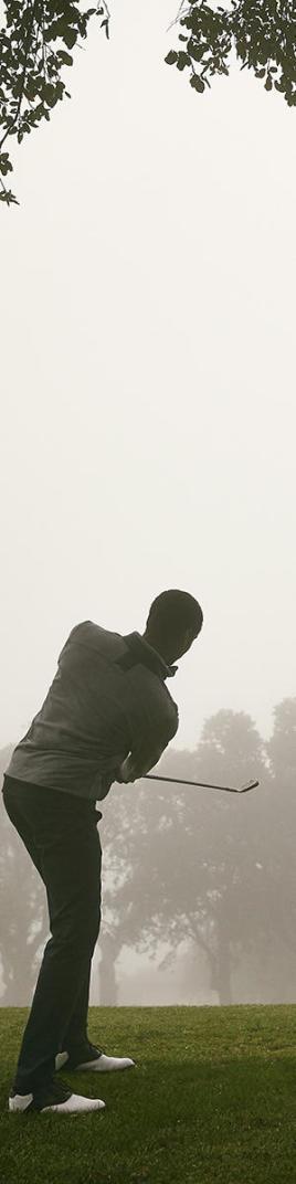 Comment s'équiper pour golfer en hiver ?