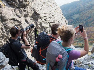 Comment observer la faune en montagne ?