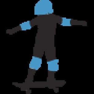 skateboard pour débutant