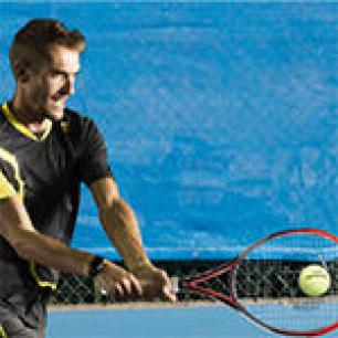 raquette de tennis adulte intensive précision et puissance