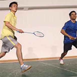 choisir une raquette de badminton raquette en aluminium