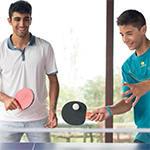 choisir une raquette de ping-pong