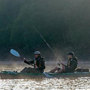 kayak-peche