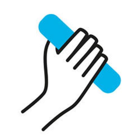Grip gant de golf