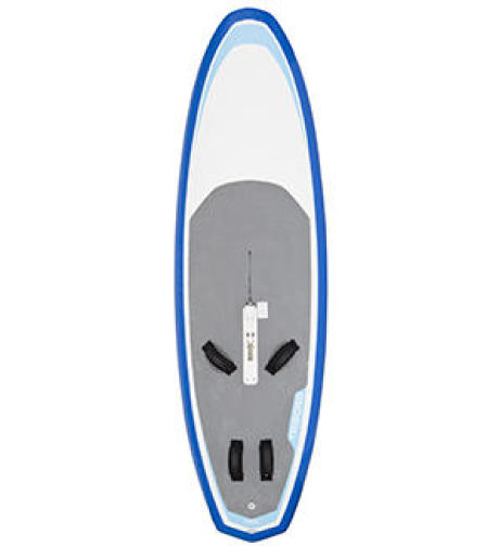 Hard windsurfboard